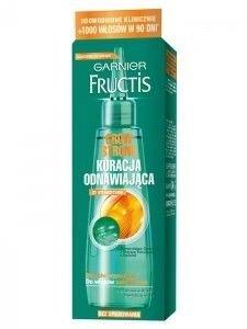 Garnier Fructis Kuracja odnawiająca do włosów osłabionych Grow Strong  84 ml