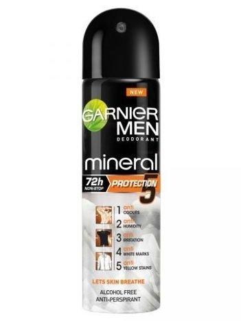 Garnier Mineral Men Protection 5 Antyperspirant w sprayu 150 ml