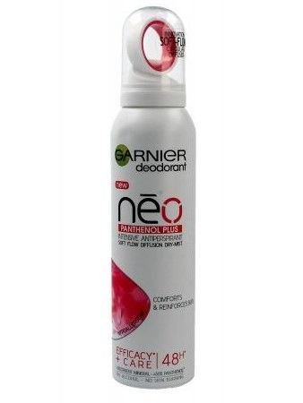 Garnier Neo Antyperspirant w sprayu Panthenol Plus  150 ml