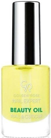 Golden Rose Nail Expert Beauty Oil Nail & Cuticle Olejek odżywczy do skórek i paznokci 11 ml