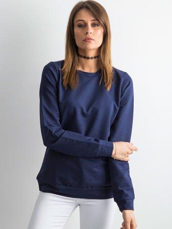 Grantowa bluza damska basic