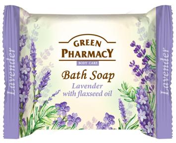 Green Pharmacy Body Care Mydło w kostce Lavender 100 g