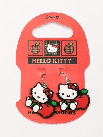 HELLO KITTY Kolczyki dla dziewczynki z postacią z ulubionej bajki