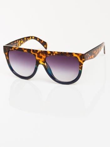 HIGH FASHION damskie okulary przeciwsłoneczne