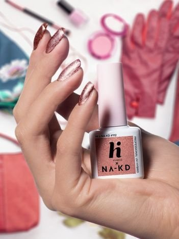 Hi Hybrid Lakier hybrydowy #112 Pink Bubble Gloss 5 ml