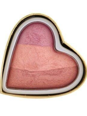 I Heart Makeup Blushing Hearts Róż Candy Queen of Hearts 10g