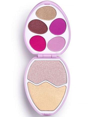 I Heart Revolution Easter Egg Zestaw do makijażu (cienie+rozświetlacze) Candy