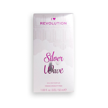 "I Heart Revolution Eau de Parfum Silver Wave woda perfumowana  50ml"""