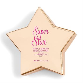 I Heart Revolution Star of the Show Rozświetlacz wypiekany Super Star 3.5g