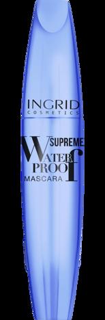 INGRID MASKARA Pump it up! SUPREME WATERPROOF wodoodporna 5 ml