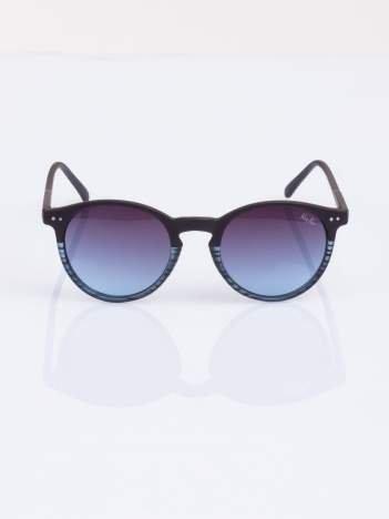 Idealne okulary gwiazd w stylu Ray Ban ROUND