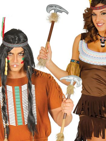 Indiański tomahawk