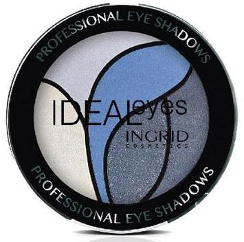 Ingrid CIENIE DO POWIEK IDEAL EYES no 8 7g