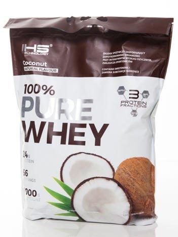 Iron Horse - Odżywka białkowa Pure Whey - 2000g Coconut