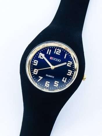 JELLY czarny zegarek damski