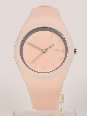 JELLY jasno różowy zegarek damski HIT!