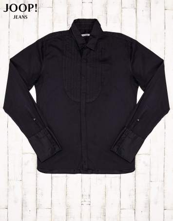 JOOP Czarna koszula męska