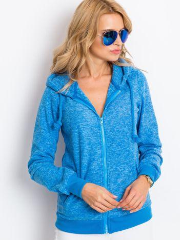 Jasnoniebieska bluza Shimmy