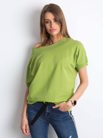 Jasnozielona bluzka Lemontree