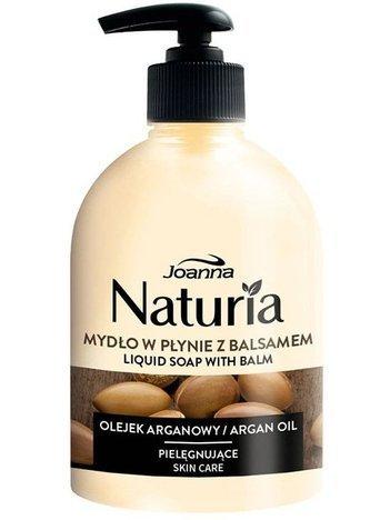 Joanna NATURIA Mydło w płynie z balsamem Argan Oil 500 ml