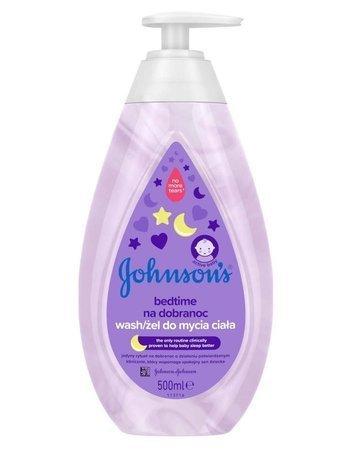 Johnson's Baby Bedtime żel do mycia ciała dla dzieci na dobranoc 500 ml