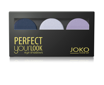 Joko Cienie trio Perfect Your Look nr 303 satynowe