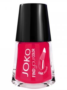 Joko Lakier do paznokci Find Your Color 117 10 ml