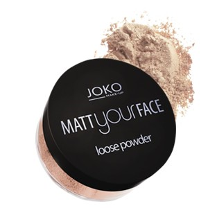 Joko Puder Sypki Matt Your Face nr 21 23g