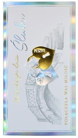KUKARTKA Kartka W Pięknym Dniu Waszego Ślubu. Wyjątkowa i niepowtarzalna kartka z kolekcji Passion Moments