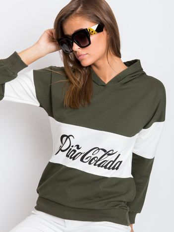 Khaki bluza Pina
