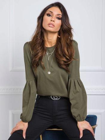 Khaki bluzka Kellie