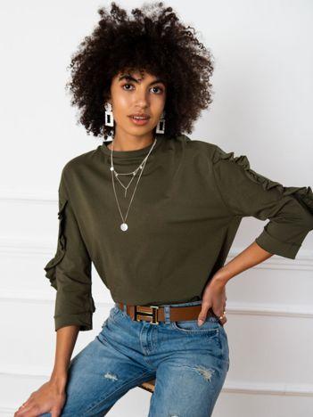 Khaki bluzka Sarah