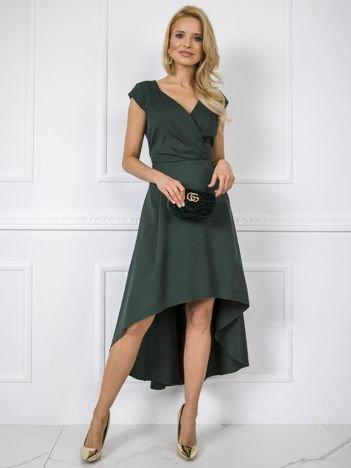 Khaki sukienka Iva