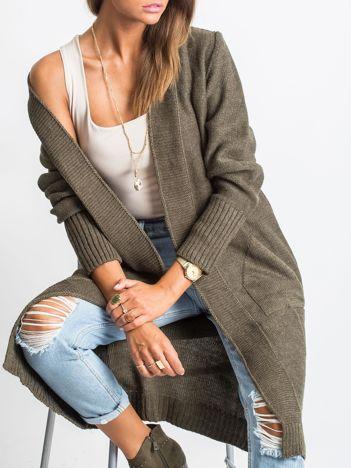 Khaki sweter Destiny