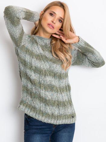Khaki sweter Rave