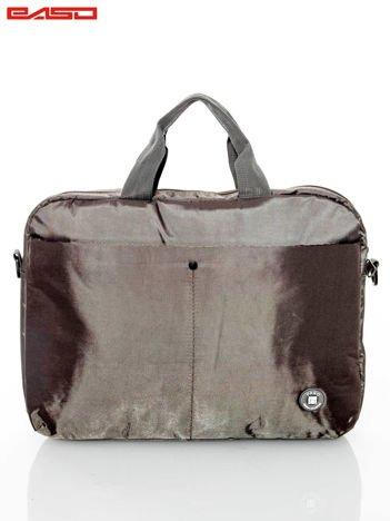 Khaki torba na laptopa