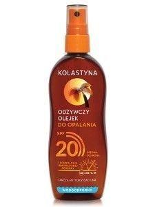 Kolastyna Opalanie Olejek do opalania SPF 20 odżywczy 150 ml