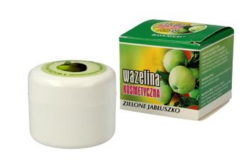 """Kosmed Wazelina kosmetyczna aromatyzowana - Zielone Jabłuszko 15ml"""""""