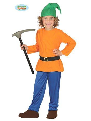 Kostium karnawałowy dla dziecka Krasnoludek