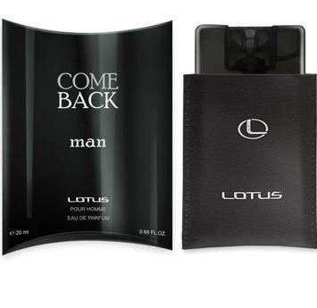 LOTUS 003 Come Back Man woda perfumowana 20 ml
