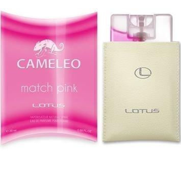 LOTUS 061 Cameleo MATCH PINK woda perfumowana 20 ml