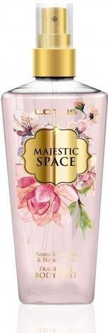 LOTUS Perfumowana Mgiełka do ciała BODY MIST MAJESTIC SPACE Jasmine & Honeysuckle 210 ml