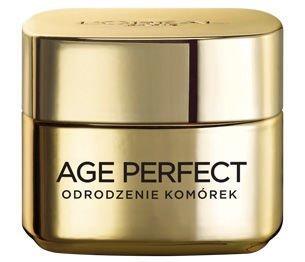 L'Oréal Age Perfect Odrodzenie Komórek 50+ krem odbudowujący na dzień 50 ml