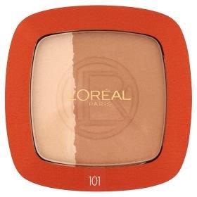 L'Oreal Glam Bronze puder brązujący 101 Blonde Harmony 9 g