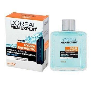 L'Oréal Men Expert Hydra Energetic woda po goleniu Ice Impact 100 ml
