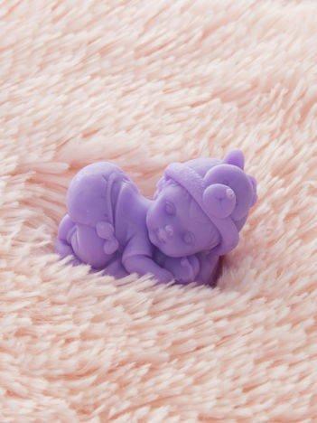 LaQ Mydełko Bobas na poduszce - fioletowy