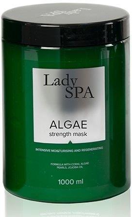 Lady Spa ALGAE Strength Maska do włosów intensywnie nawilżająca i wzmacniająca 1000 ml