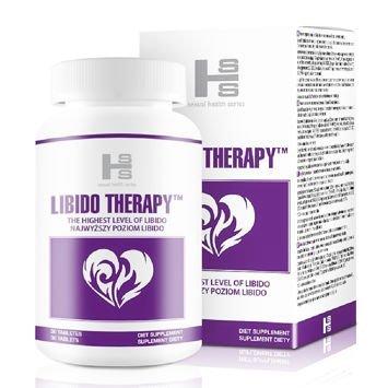 Libido Therapy Pomaga w sposób zdumiewający odzyskać satysfakcję we współżyciu seksualnym. 30 tab