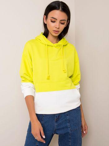 Limonkowa bluza Fantasy