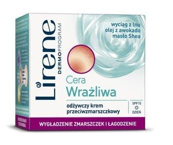 Lirene Odżywczy krem przeciwzmarszczkowy 50 ml